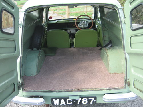 1957 Ford 100E Van (300E) SOLD (picture 6 of 6)