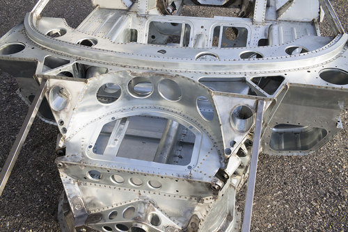 FIA SPEC GT40 MK1 MONOCOQUE CHASSIS For Sale (picture 3 of 6)