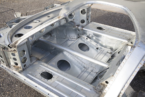 FIA SPEC GT40 MK1 MONOCOQUE CHASSIS For Sale (picture 4 of 6)