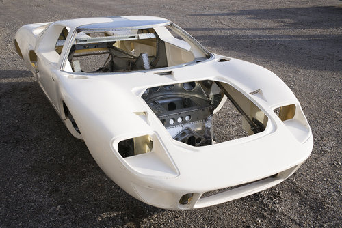 FIA SPEC GT40 MK1 MONOCOQUE CHASSIS For Sale (picture 5 of 6)