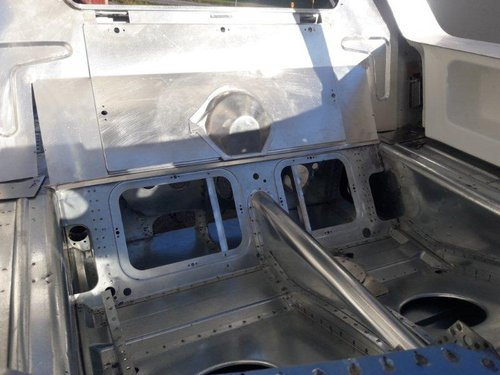 FIA SPEC GT40 MK1 MONOCOQUE CHASSIS For Sale (picture 6 of 6)