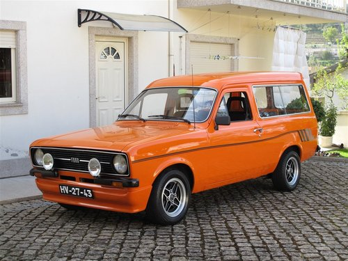 1a8c233325 1977 Ford Mk2 Escort Van For Sale