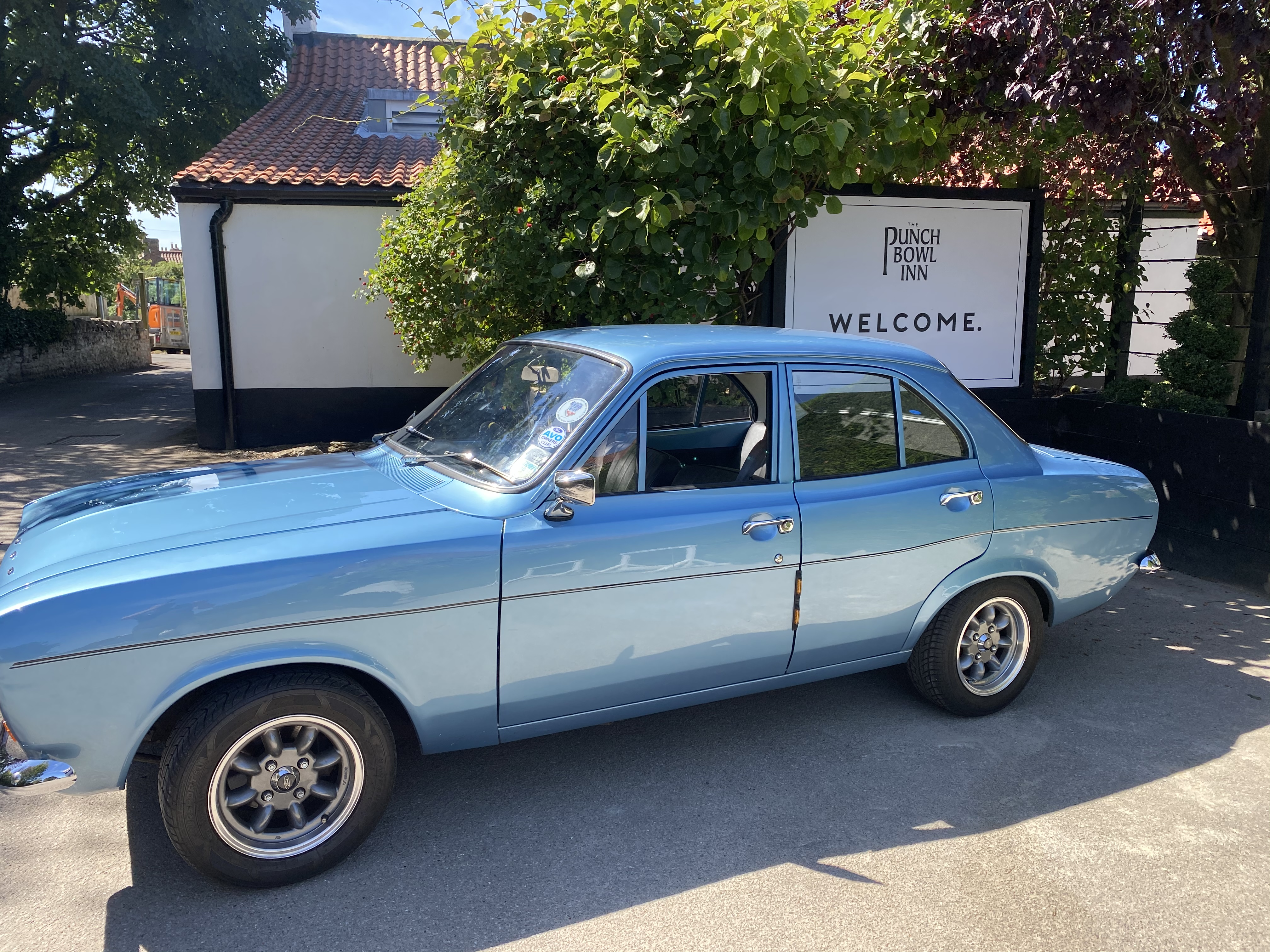 1971 STUNNING ESCORT MK1 🚘 - Retro Mag featured For Sale (picture 11 of 11)