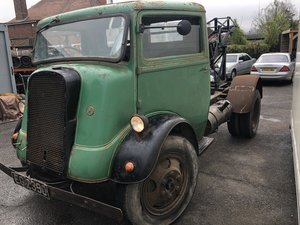 1941 Fordson 7V parked 40 years