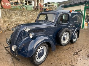 1945 Fordson Light Van SOLD by Auction