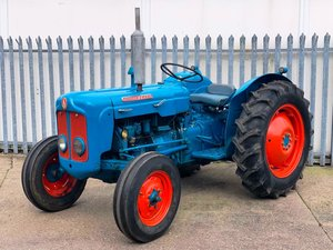 1961 Fordson Dexta Vintage Tractor Diesel Classic Tractor  SOLD