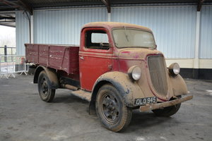 1936 Fordson Model 61 25-cwt