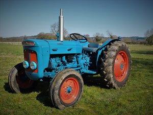 1962 Fordson Super Dexta tractor