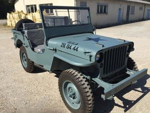 Picture of 1944 Fordson jeep ford