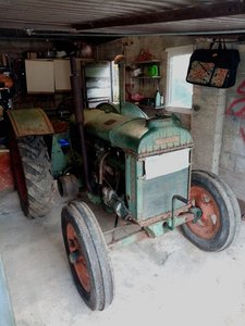 Fordson standard n tractor