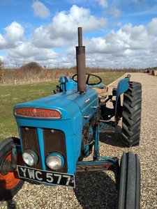 Picture of 1963 Super Dexta Tractor