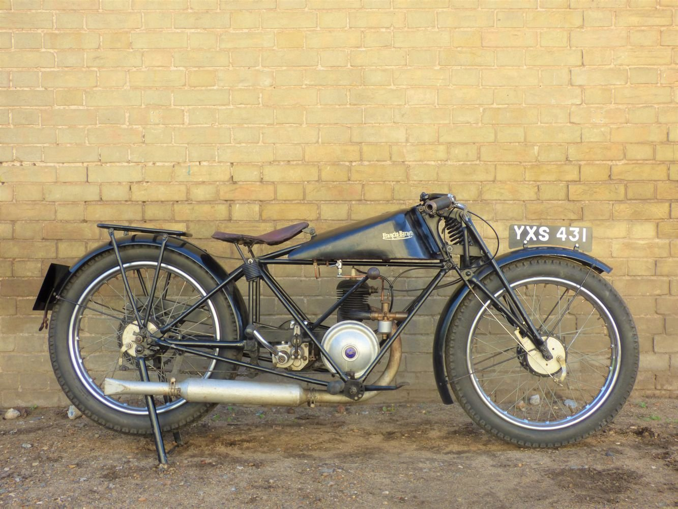 1932 Francis Barnett 147cc SOLD (picture 1 of 6)