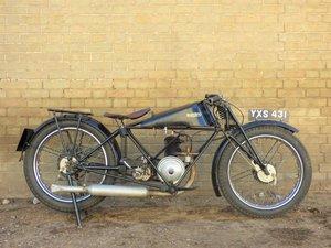 1932 Francis Barnett 147cc SOLD