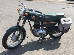 1960 Francis Barnett 87 For Sale