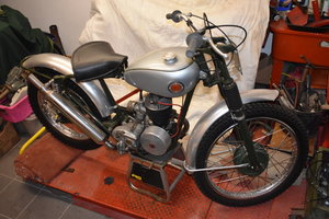 Lot 65 - A 1960s Francis Barnett 197cc trials - 01/06/2019 For Sale by Auction