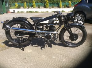 1930 Brooklyn 247cc For Sale
