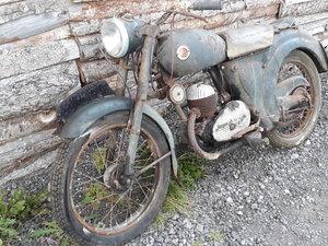 1958 Francis Barnett plover  150cc all original For Sale