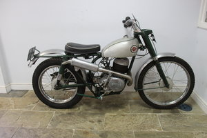 1960 Francis Barnett 250 cc Trials Bike With Electronic Igni For Sale