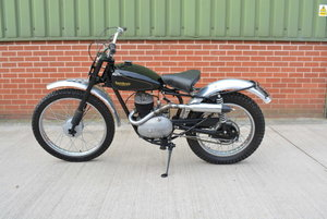 1950 Francis-Barnett Trials For Sale by Auction