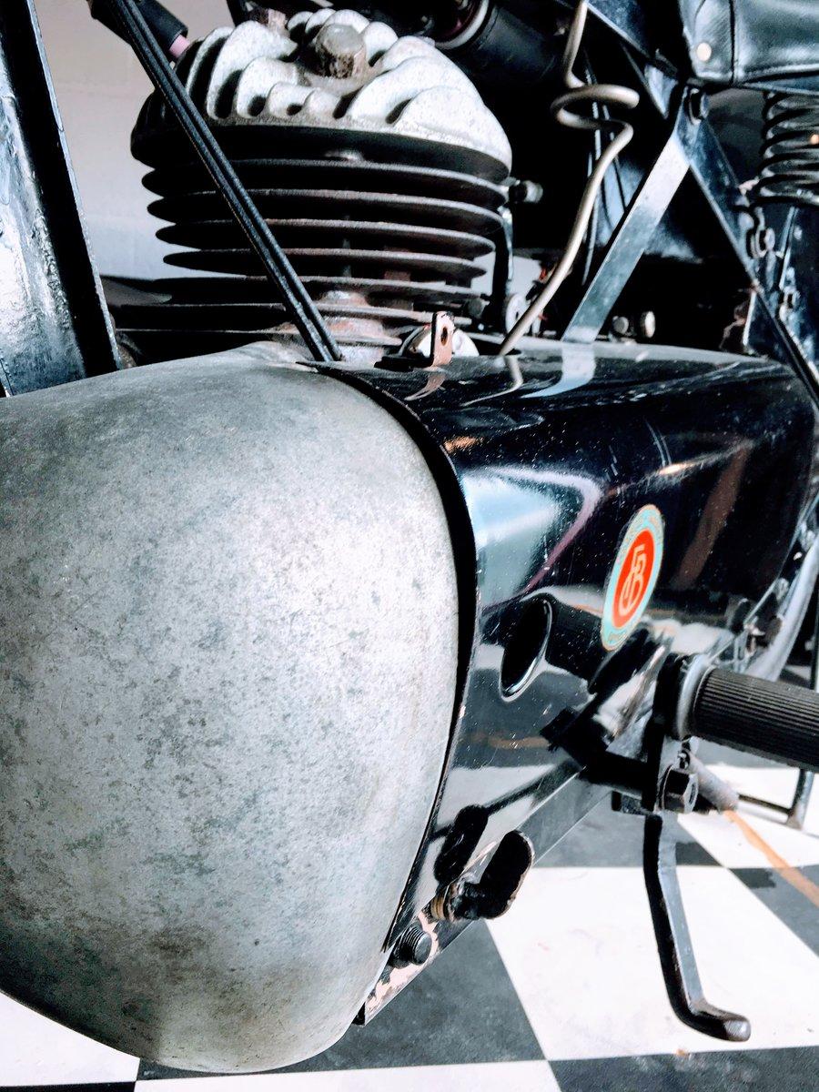 1933 Francis Barnett 250 Cruiser ''Black Torpedo'' For Sale (picture 4 of 6)