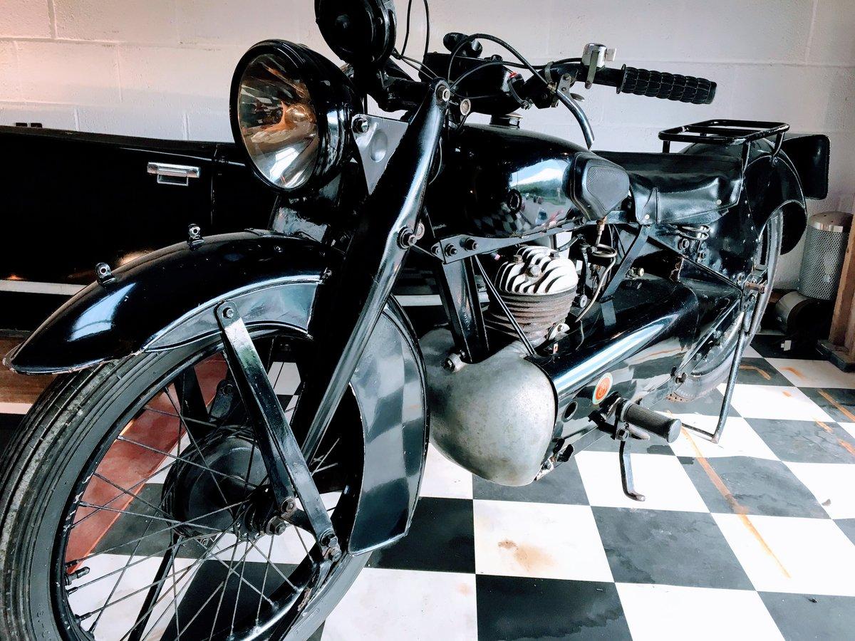 1933 Francis Barnett 250 Cruiser ''Black Torpedo'' For Sale (picture 5 of 6)