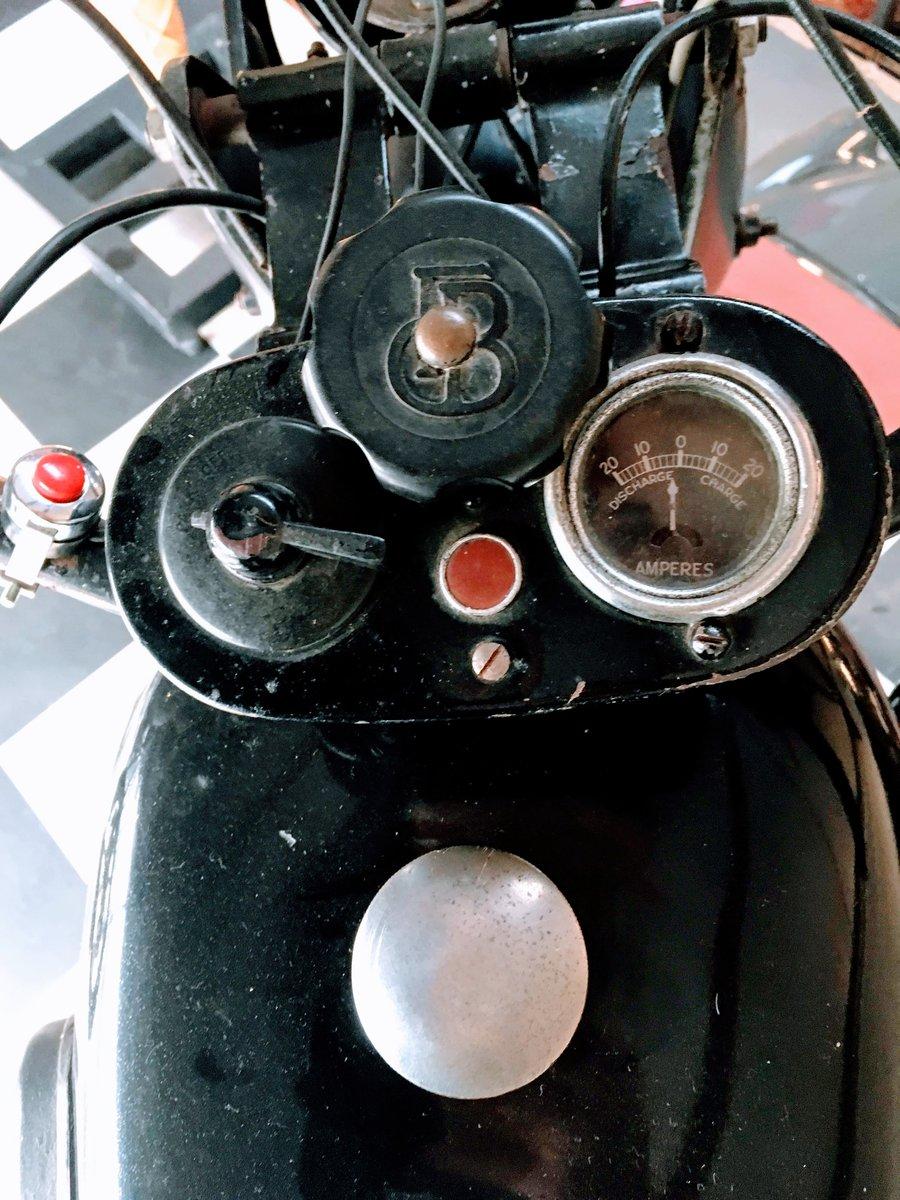 1933 Francis Barnett 250 Cruiser ''Black Torpedo'' For Sale (picture 6 of 6)