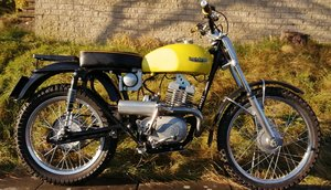 1960 Francis Barnett 250 Trials / LDT / Green Lane For Sale