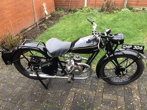 1946 Francis Barnett Merlin L51