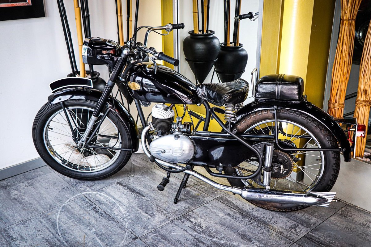 Vilar 1954 motor Villiers 125cc  For Sale (picture 6 of 6)