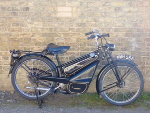 1951 Francis Barnett Powerbike 98cc SOLD