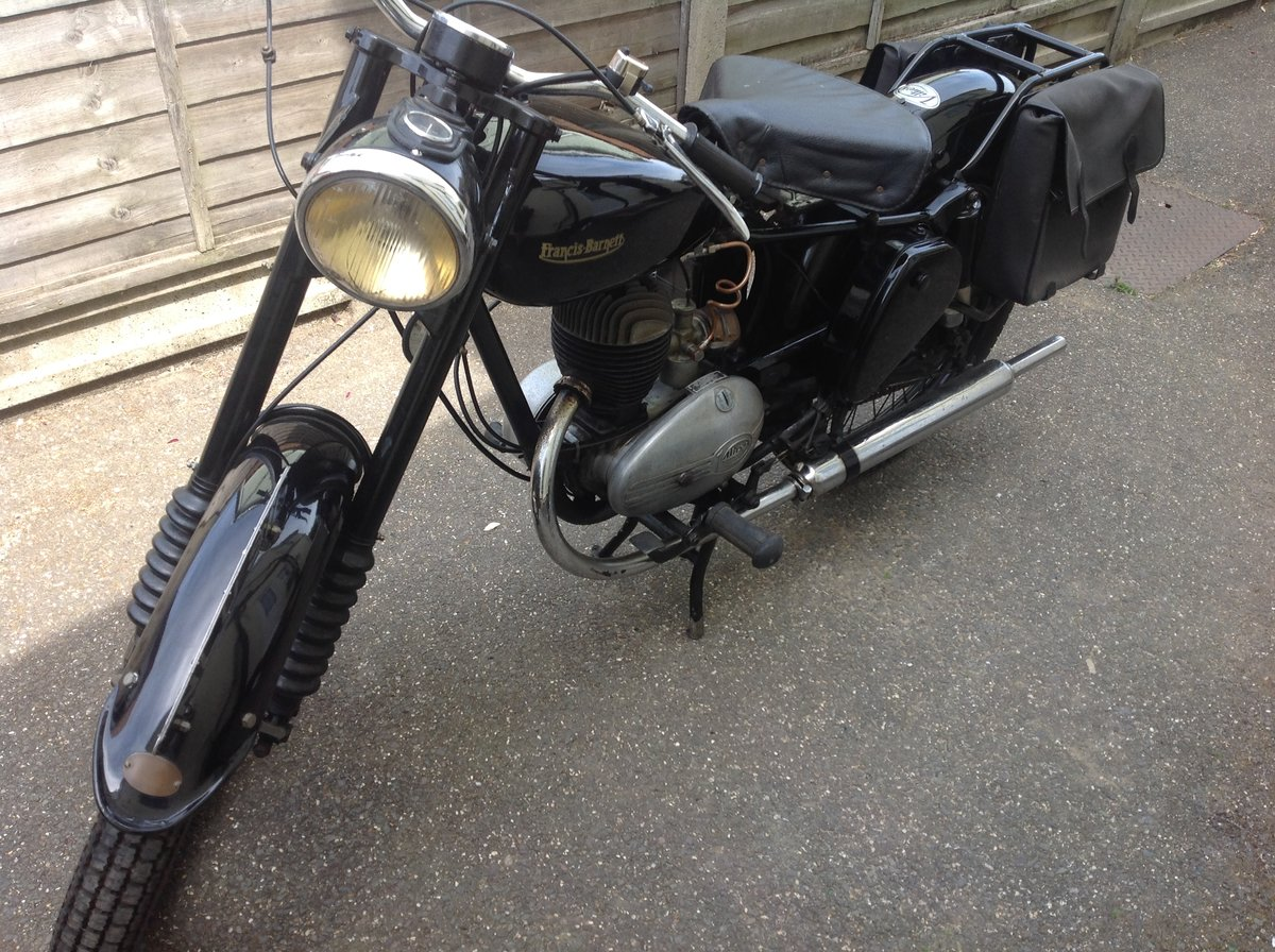 1953 Falcon Motorcycle For Sale (picture 1 of 6)