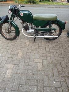 Francis Barnett Plover 150 cc,