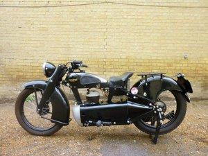 1934 Francis Barnett Cruiser 39 250cc