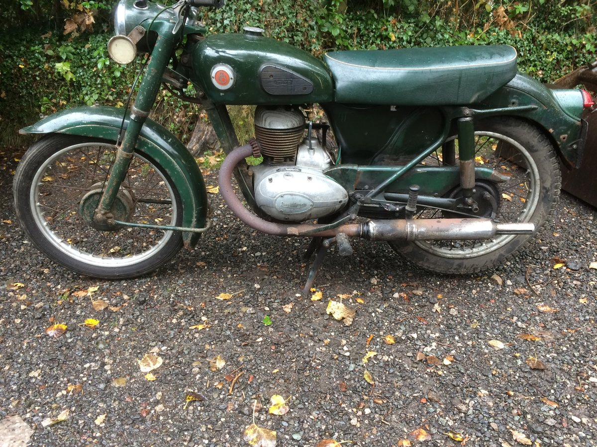 Picture of 1956 Francis Barnett or Similar Villers machines Wanted For Sale