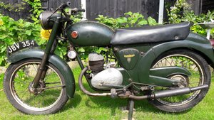 Picture of 1958 Francis Barnett 150cc Plover