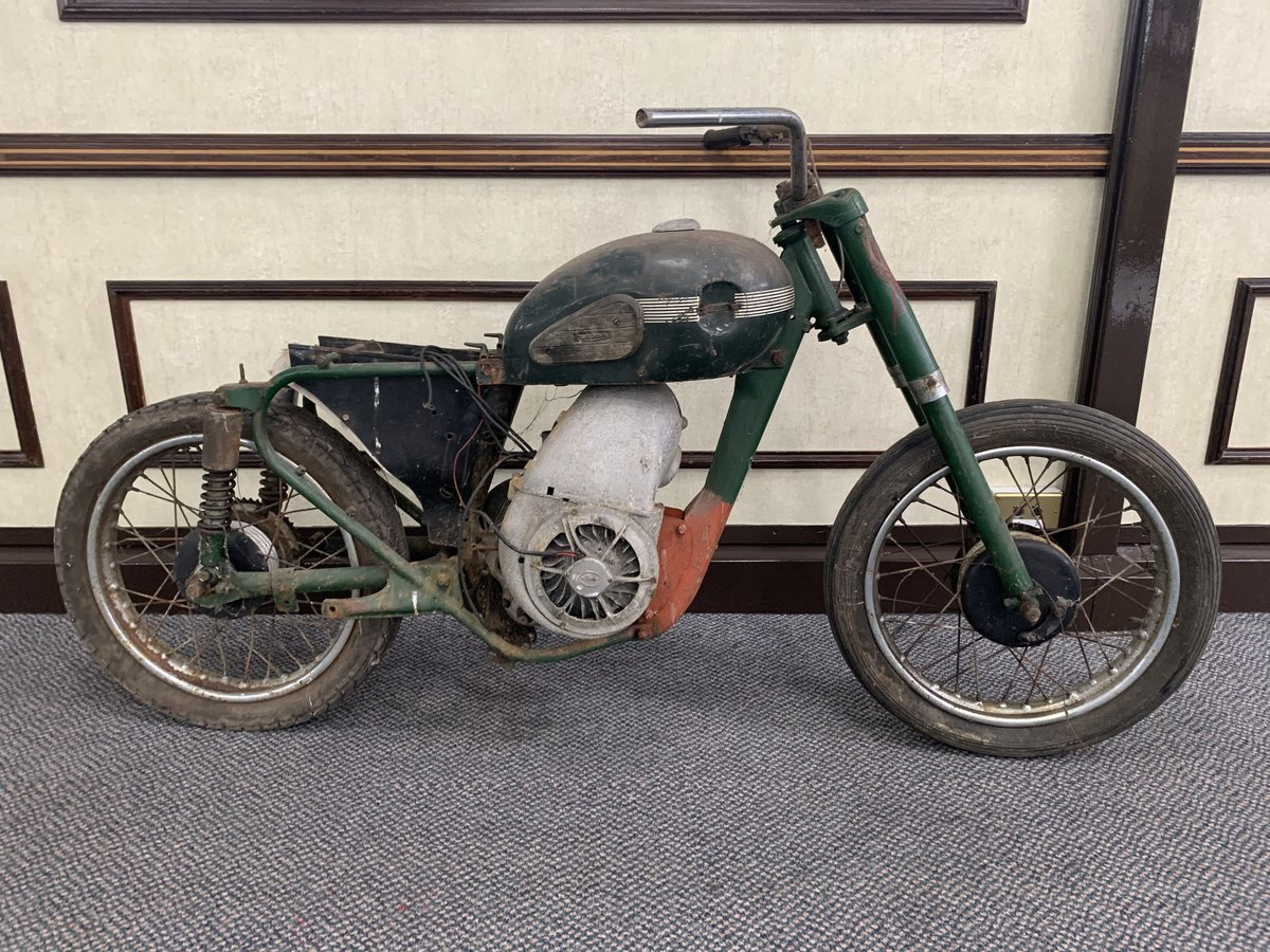 1961 Francis Barnett Villiers 250 For Sale by Auction (picture 1 of 6)