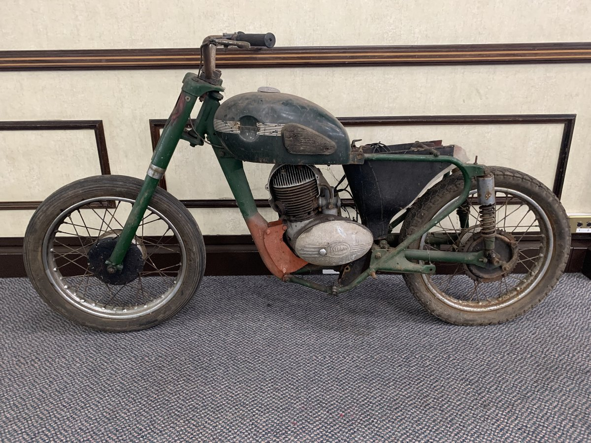 1961 Francis Barnett Villiers 250 For Sale by Auction (picture 2 of 6)