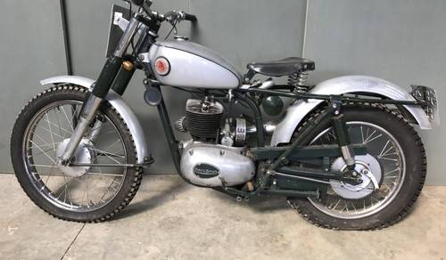 1958 Francis Barnett 250cc Trials for auction June 17th SOLD by Auction (picture 1 of 2)