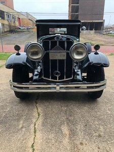 1929 Franklin 135 Coupe For Sale