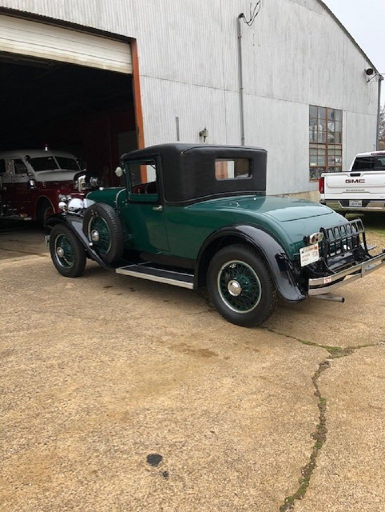 1929 Franklin 135 Coupe For Sale (picture 4 of 6)