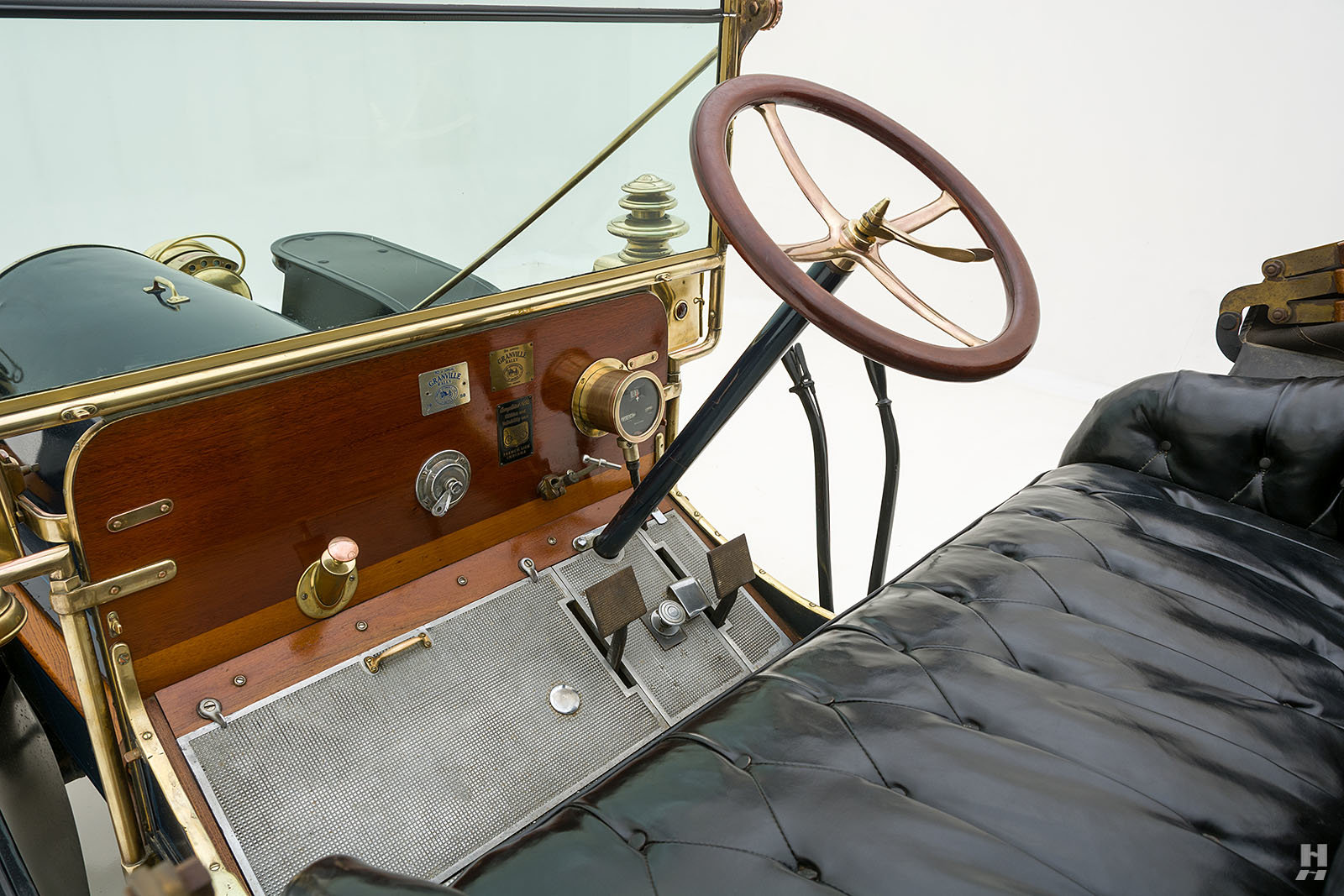 1909 Franklin Model H Cape Top Runabout For Sale (picture 4 of 6)