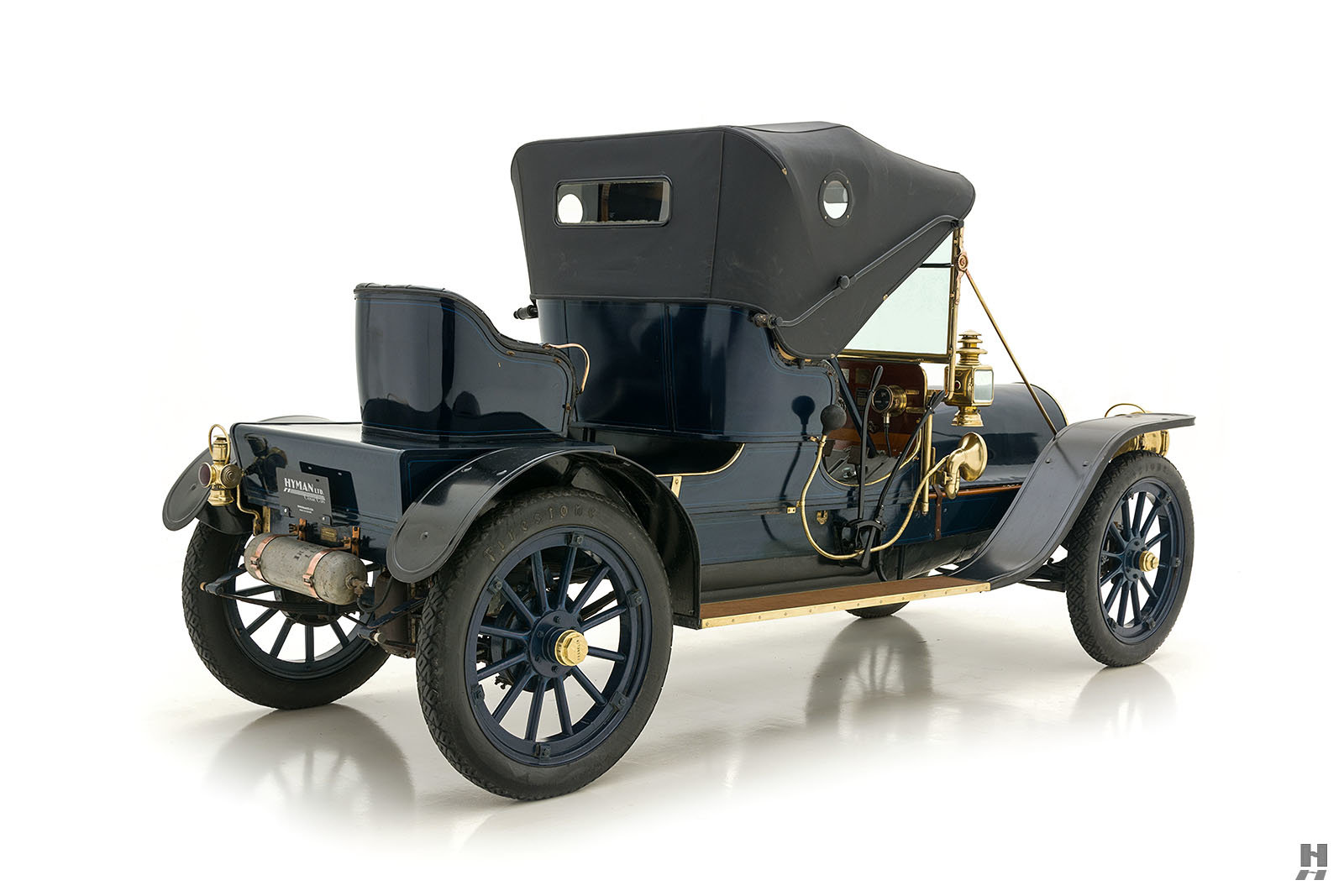 1909 Franklin Model H Cape Top Runabout For Sale (picture 6 of 6)