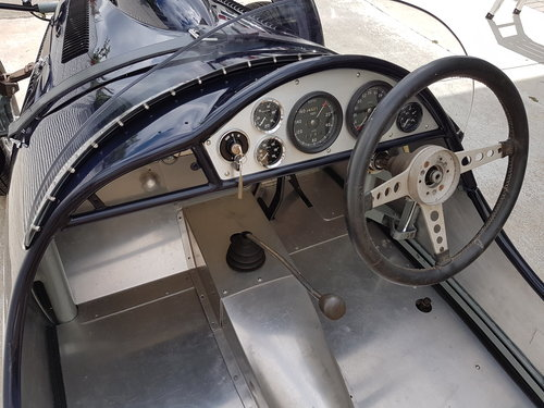 1956 FRAZER NASH Le Mans REPLICA REPLICA SOLD (picture 4 of 6)