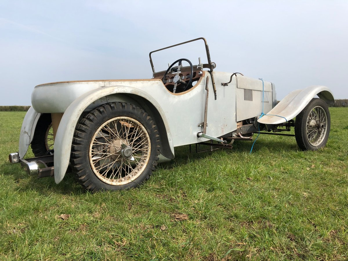 Frazer Nash Shelsley Project for sale by auction June 15th SOLD by Auction (picture 1 of 6)