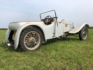 Frazer Nash Shelsley Project for sale by auction June 15th SOLD by Auction