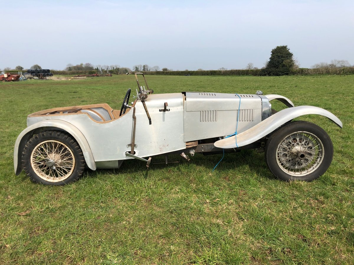 Frazer Nash Shelsley Project for sale by auction June 15th SOLD by Auction (picture 2 of 6)