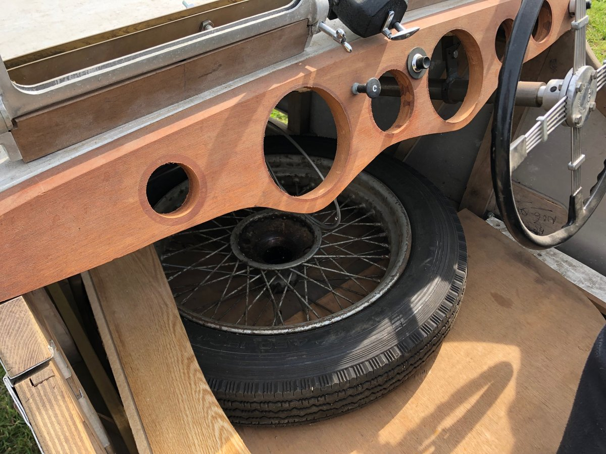 Frazer Nash Shelsley Project for sale by auction June 15th SOLD by Auction (picture 4 of 6)