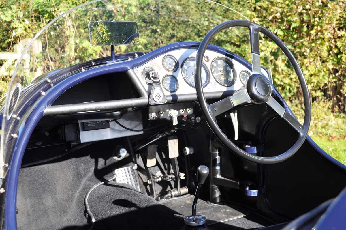 1953 Frazer Nash Le Mans Replica For Sale (picture 5 of 6)