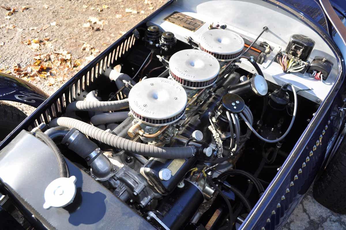 1953 Frazer Nash Le Mans Replica For Sale (picture 6 of 6)