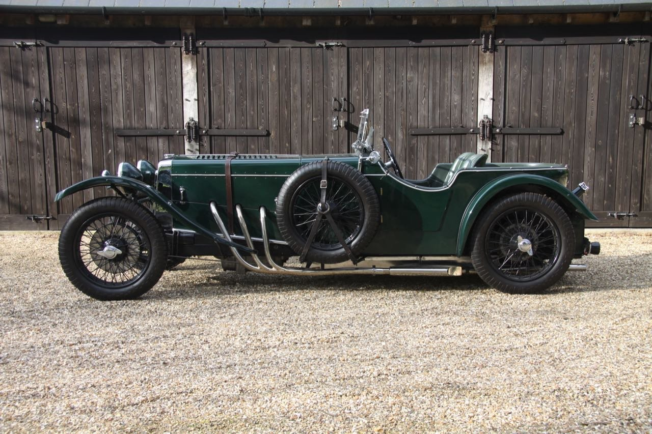 1935 Frazer Nash TT Rep Rep Freshly rebuilt with fresh Meadows SOLD (picture 3 of 6)